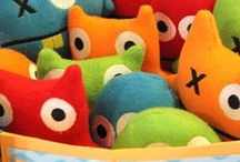 Kids' Stuff - Toys and Softies / by Michele York