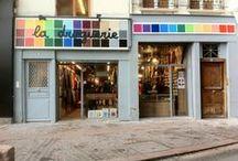 Emplettes pour DIY à Paris / Quelques adresses à Paris des endroits où il fait bon faire le plein pour les créatifs...