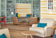 Watergate Bay Design / We are often asked about the decor at Watergate Bay Hotel; where our furnishings are sourced, who designed the interiors and where can I get one of those? So here we go. / by Watergate Bay Hotel