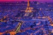 Travel: Paris, in love / Fotos sobre Paris. Ideas e inspiración de fotos que puedes hacer en esa ciudad.