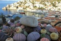 Greece / Bucket list of the islands, towns, restaurants, bars and beaches I want to visit, find Seaglass, other treasures and explore in Greece Sept/Oct 2015 / by Barefoot Sister