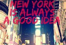 New York, New York, ... / Fotos sobre NYC. Ideas e inspiración sobre fotos que puedes hacer en esa ciudad.