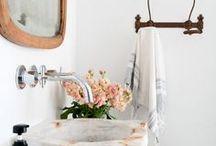 Deco: Bathroom / Ideas e inspiración para decorar el baño de tu casa.