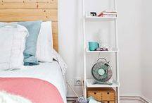 Deco: Bedroom / Ideas e inspiración para decorar las habitaciones de tu casa.