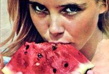 Watermelon Love / Because we love them / by Carla Paloma