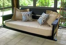 The Porch Store / Custom porch components and furnishings from The Porch Company in Nashville.