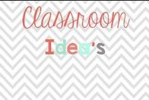 New Classroom! / Ideas to use in the classroom!  / by Glimmers of Learning