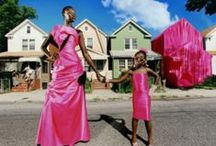 Tickled Pink / Pink is the color of happiness and unconditional love. It is youthful, fun and exciting.