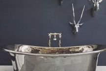 Silver Linings / Silver is industrial, sleek, and modern.  It is a mirror to our soul.