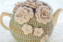 Getting Cozy / Keep your pot hot with a wonderfully warm tea-cozy! / by Sunshine Cottage