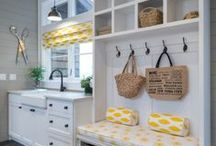 Mudroom Ideas / by Emily Bly
