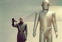 Klaatu barada nikto / Scifi stuff