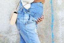 Style: Embarazo - Pregnant / Ideas e inspiración para outfits de embarazada.  Wardrobe maternity