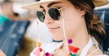 Diy: Cordones gafas / Ideas para crear tus cordones para tus gafas