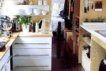 Tiny Spaces / Tiny home inspiration