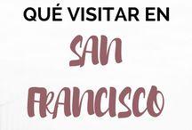 San Francisco / Información, ideas e inspiración sobre la ciudad de San Francisco