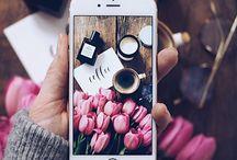 Fotos bonitas / Composiciones bonitas, collage de estilo, cosas bien puestas