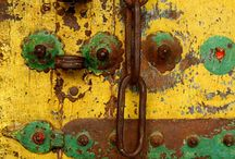Color: Yellow / Imágenes con el amarillo como protagonista