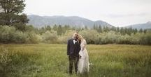 Love & Magic | Marriage / Intimate Wedding Photography and Styling Inspiration