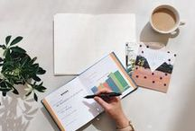 Journals + Stationery / Our love of paper goes beyond the book.