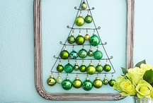 Holidays / Mostly Christmas decorating ideas (and a few other holidays thrown in)
