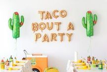 We Like to Party / From classy to silly to DIY, we like all kinds of parties.