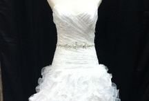 WNY Bridal Consignment Boutique / Some of the beautiful gowns I have in my boutique.  318 Main St. Arcade, NY / by Creative Elegance Weddings