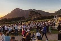 South African Food, Wine & Beer