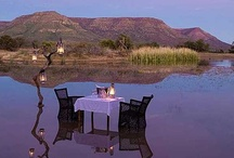 Portfolio Game Lodges / Some of our fav safari lodges on private game reserves around South Africa