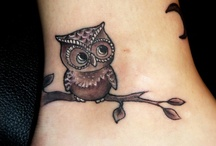 tattoos / by Kimberley Grant