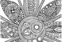 mønster/illustrasjon