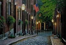 Boston & Beyond / by Kimberley Grant