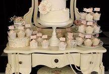 Wedding Cakes / by Creative Elegance Weddings