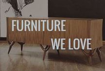 Furniture We Love / Follow Esteban Interiors on Facebook and Instagram too.