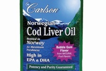 Carlson Fish Oils