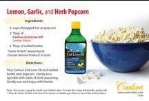 Carlson Recipes!