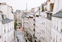 Paris, Always / Guest curated by Nichole Robertson, photographer, blogger @LittleBrownPen, and author of Paris in Color.