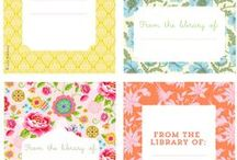 printables and fonts / by Leticia Canillas