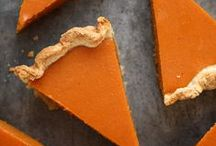 The Thanksgiving Table / Table décor and recipes for your Thanksgiving feast.