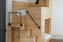 KIDS ROOMS / by MEGAN HERAK BARON