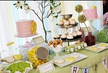 Dessert Table Designs / by Lisa Consolini