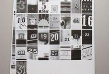 9 - Calendar Design / Collection of finest & creative calendar designs