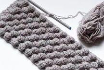 Pletení a háčkování...
