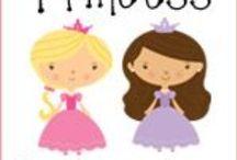 Princes, Princesses & Castles, oh, my!