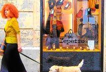 Digital Art photography - Paris & Tuscany / Colorful digital Art photos of Paris street scenes