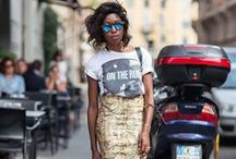 street style / Street fashion, inspired.