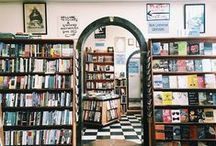 Bookstores Around the World / Where is your bookstore? Which independent bookstore is like your second home where you read, linger, explore, and hunt for the next book? Share your photos with #ThisIsMyBookstore / by Chronicle Books