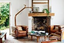 Inspiring Interiors / Open the door to your future dream home.  / by Chronicle Books