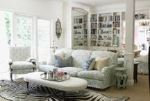 White Living Room / by Sarah Long