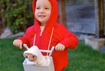 Costumes-Wee ones / fun and frightful wear for little ones / by Carey Higgs